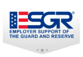 Employee Support of the Guard and Reserve Logo